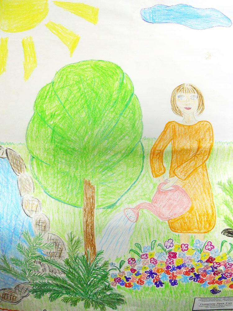 Картинки на день матери 2 класс, прикольные